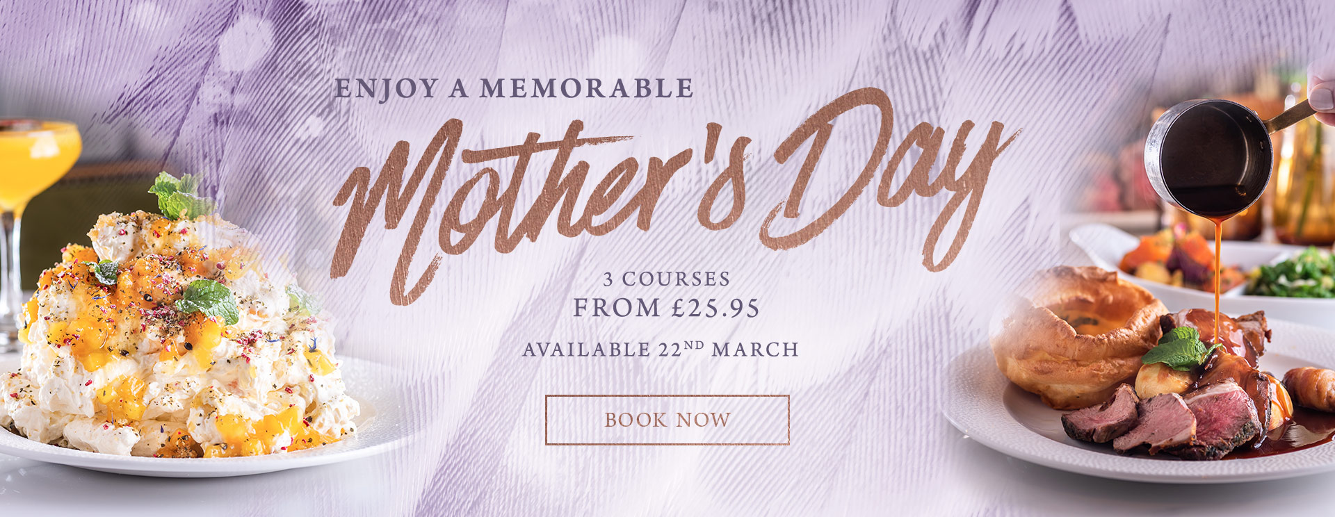 Mother's Day 2019 at The White Hart