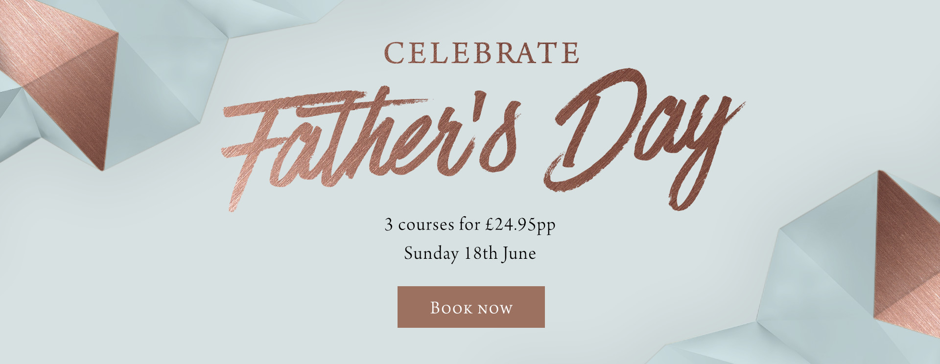 Father's Day at The White Hart - Book now